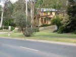 Street view from Eltham direction 2012 by Eltham Yoga Studio